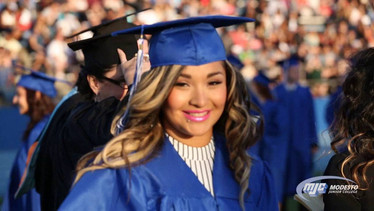 Modesto Junior College Graduation