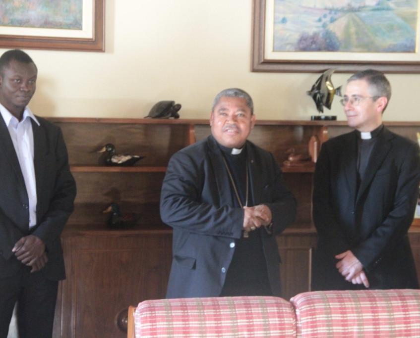 Mons. Peter Paul Y. Angkyier