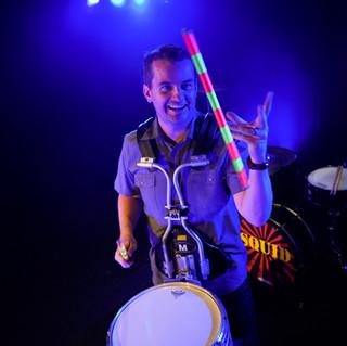 Ian on Snare!