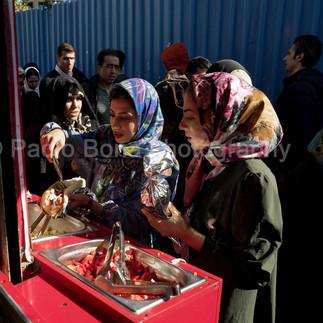 Fast food Teheran