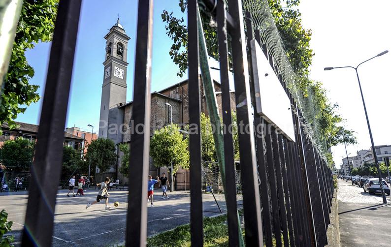 Oratorio San Nazaro, in Milan.