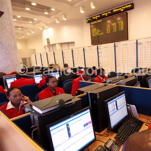 Nairobi Stock Exchange