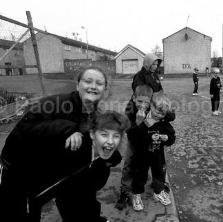 Belfast kids