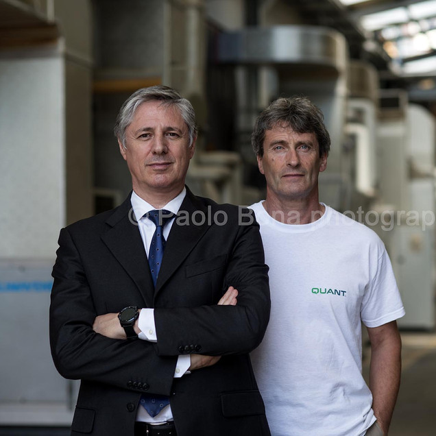 Manager and technician
