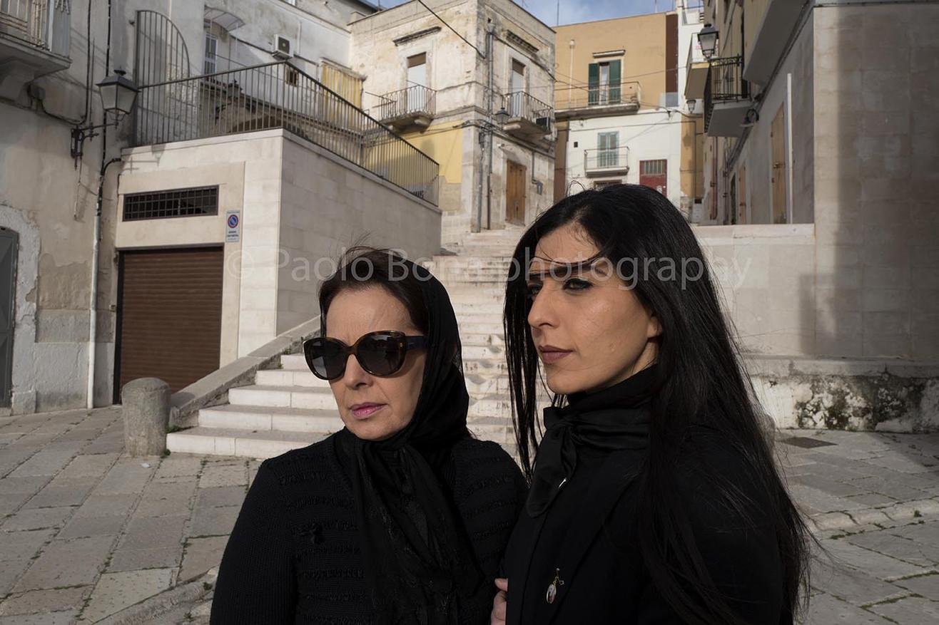 Antonella with mum
