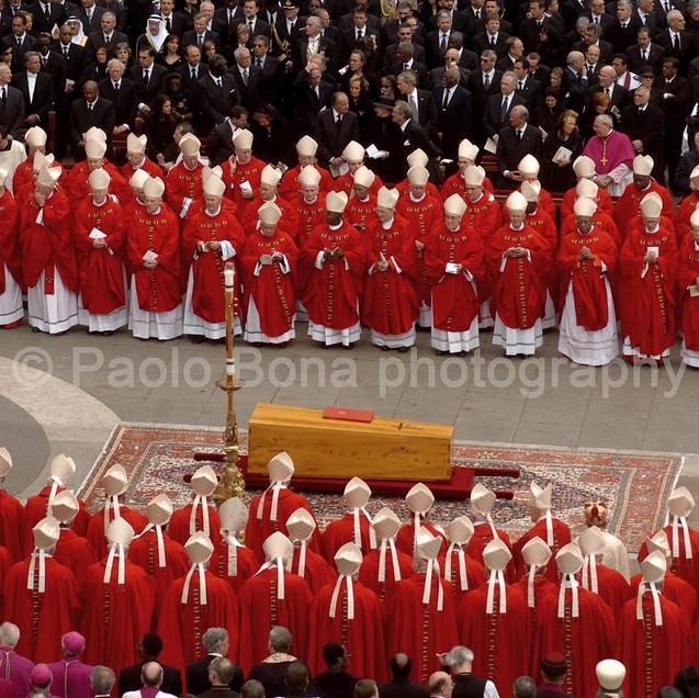 Vatican funeral