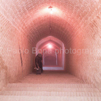 Yazd underground aqueduct