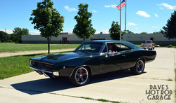 1968 Charger Dodge