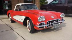 1950 Corvette