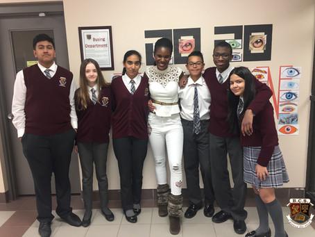 Set Destiny a blaze with We Are Royals X Brampton Christian School (BCS)
