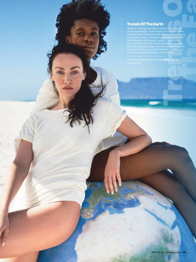 Men Health Magazine south Africa