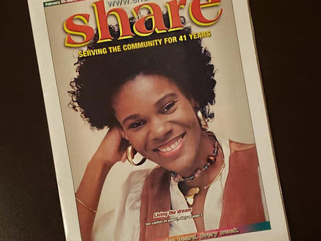 Royals We're on the Cover of Share News