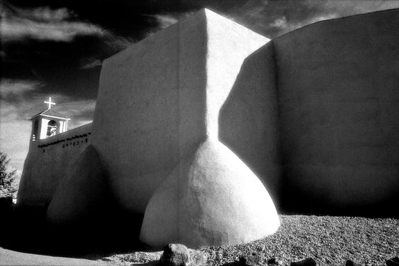 Pueblo Church #2 (1994)