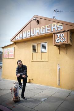 Cheeseburger_Hamburger