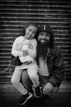 Sage and Daddy Hustle