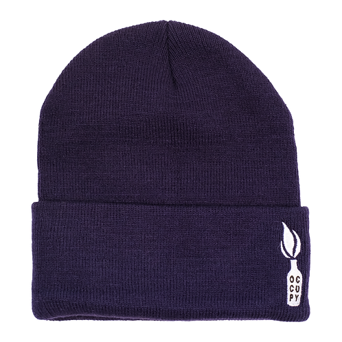 OCCUPY SKATEBOARDS: BEANIE