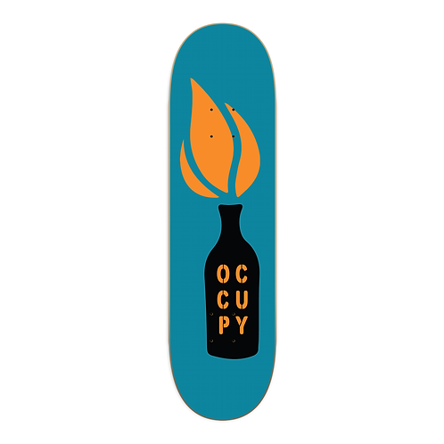 Molotov Cocktail: Sharks