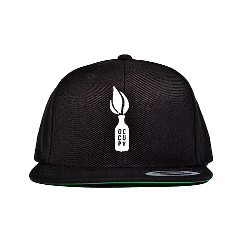 Occupy Skateboards: Snapback Hat