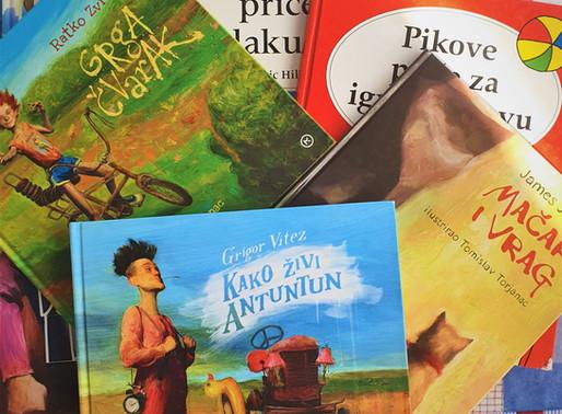 Udruga Portić čita za Vaše najmlađe!