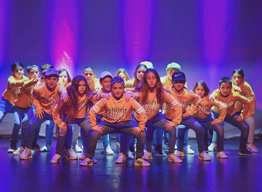 Ples je stil života - Flash Dance Unit