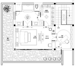 Villa - Floorplan