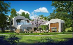 Villa #B