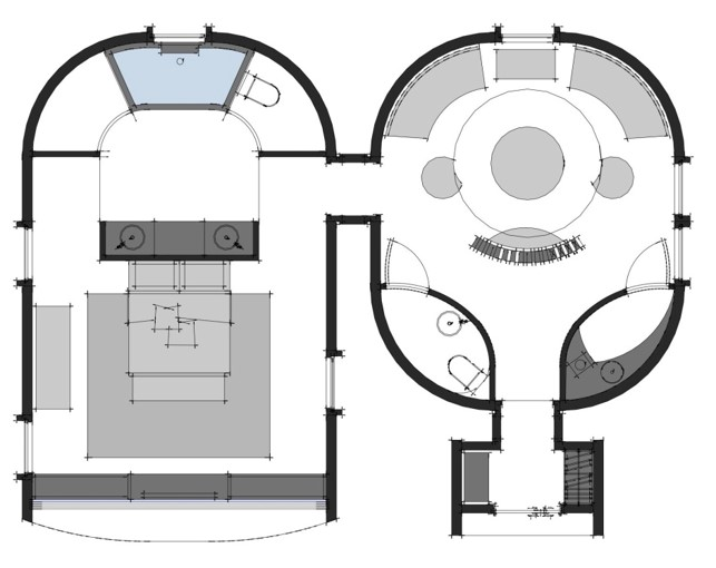 Hotel Internal #C Floorplan
