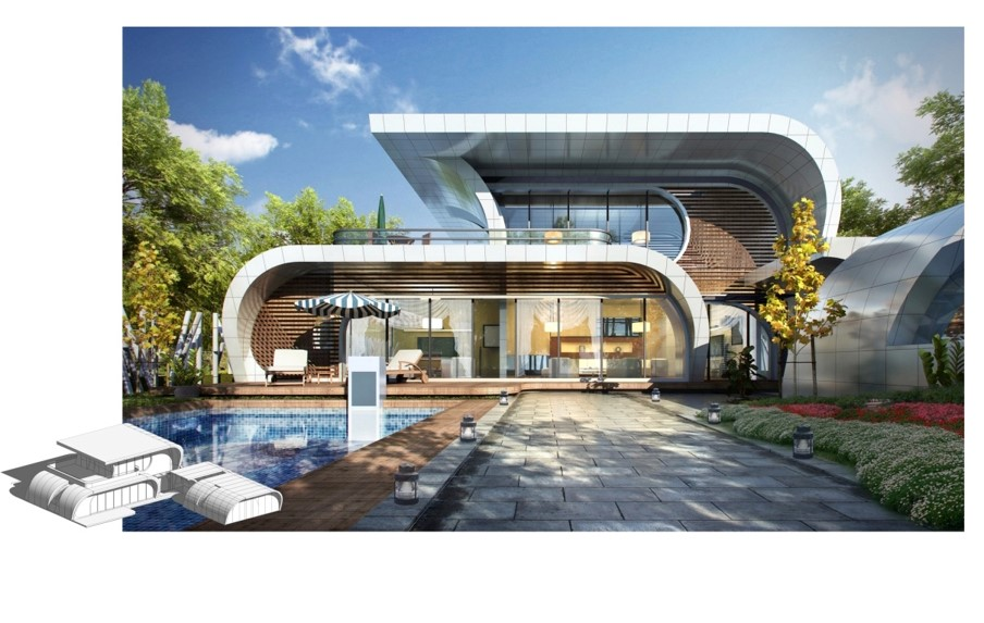 Villa #A