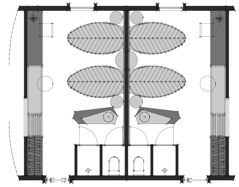Hotel Internal #A Floorplan