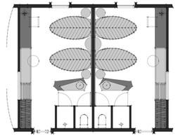 Hotel Internal #A Floorplan