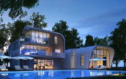 Villa #D