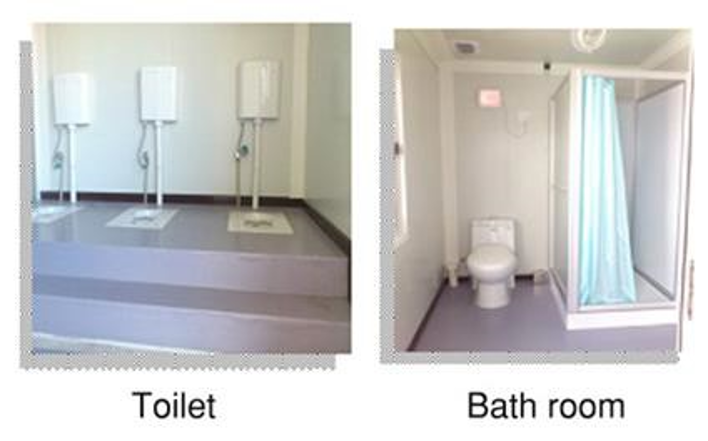 Toilet & Bathroom 廁所&浴室