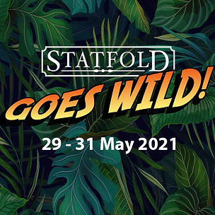Statfold goes wild event graphic
