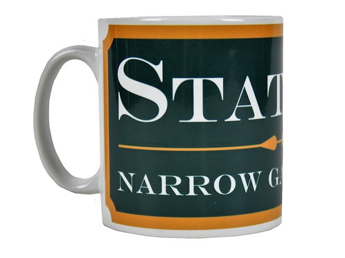 Statfold Mug With Logo