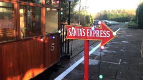 Santa Express Stop