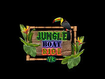 Jungle boat ride Virtual Reality logo