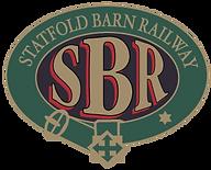 Vintage Statfold Barn Railway Logo