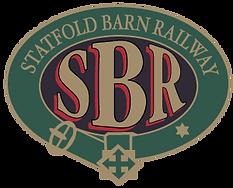 Vintage style Statfold logo