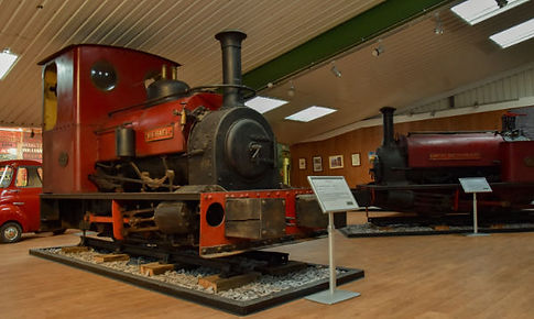 Statfold Roundhouse Museum Photograph