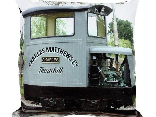 Charles Matthews Thornhill Cushion