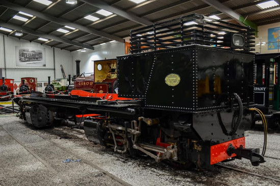 Mid-restore engine