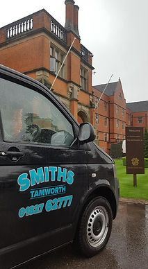 Smiths Taxis Tamworth - fleet view