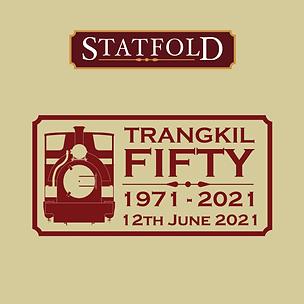 Trangkil 50 logo