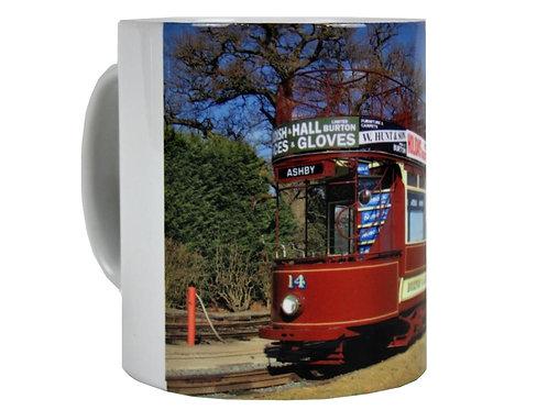 Tram Mug