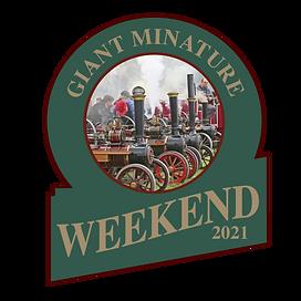Giant Minature Weekend Logo