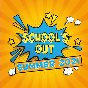 Schools Out for Summer Logo