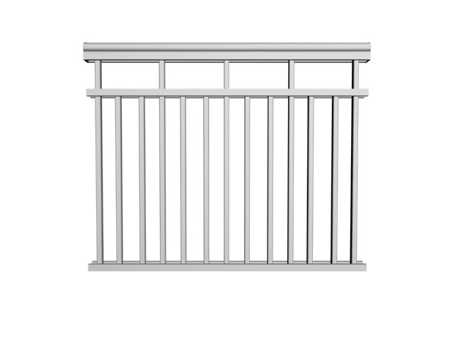 Aluminum Picket Railing | RCD25