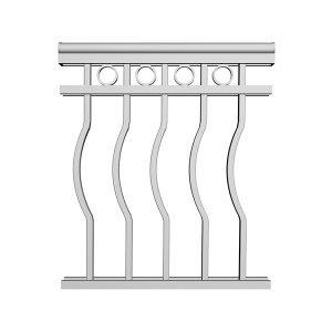 Aluminum Picket Railing | RCD12