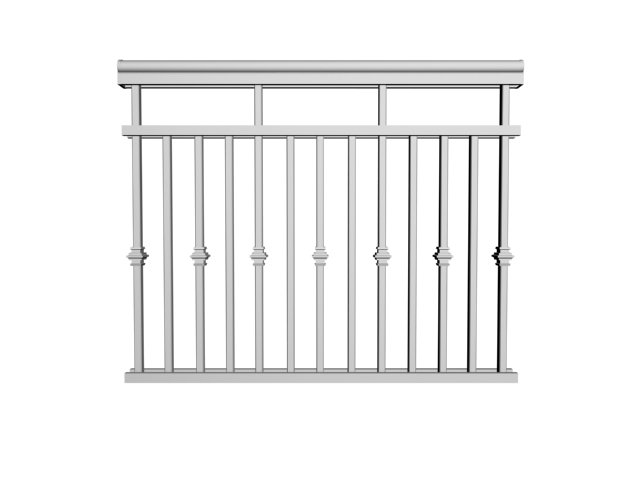 Aluminum Picket Railing | RCD27