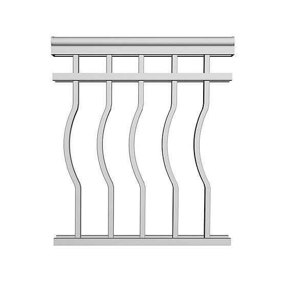 Aluminum Picket Railing | RCD8